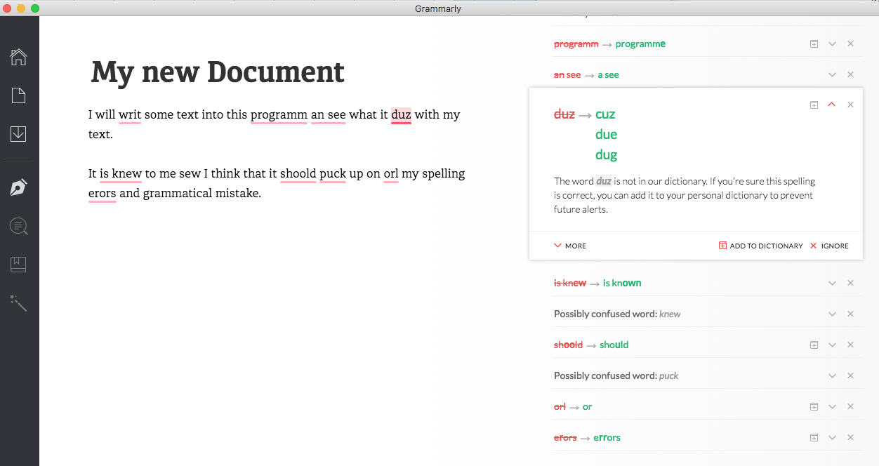 Proofreading Software Grammarly Online Warranty