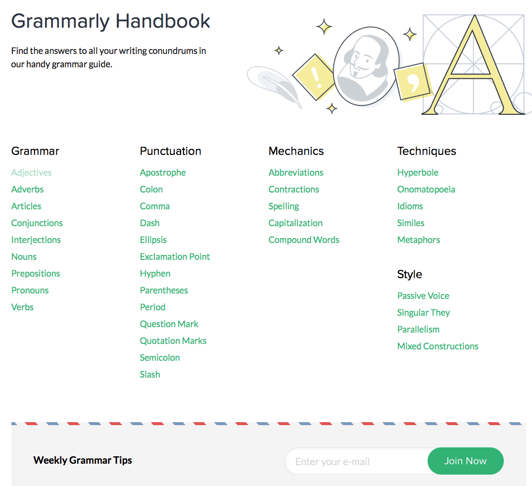 Review of Grammarly | The Spectronics Blog
