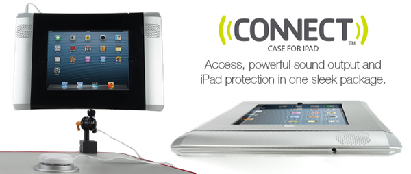 Connect Case for iPad