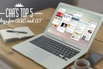 Cha's Top 5 blogs for AAC and AT