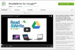 Read&Write for Google Update – June 2014