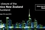 Notice of Closure of the Spectronics New Zealand Auckland office effective from close of business 27th June 2013