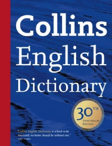 Collins English dictionary 30th edition