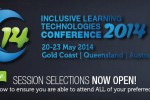 Session Selections are now open ILT2014 Conference | Lock in your personalised program!