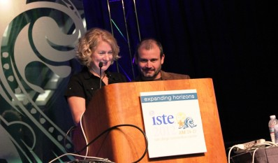 Kevin Honeycutt @ ISTE – San Diego USA - June 2012